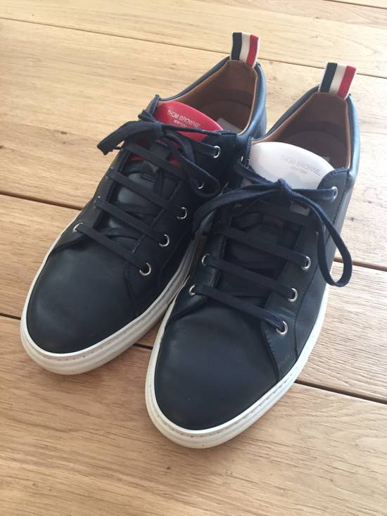 Thom Browne Leather Trainer Size US 9 / EU 42 - 2