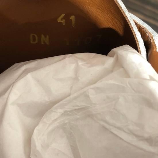 Givenchy Elastic Strap White Black Low Top Sneakers NIB Size US 7 / EU 40 - 4