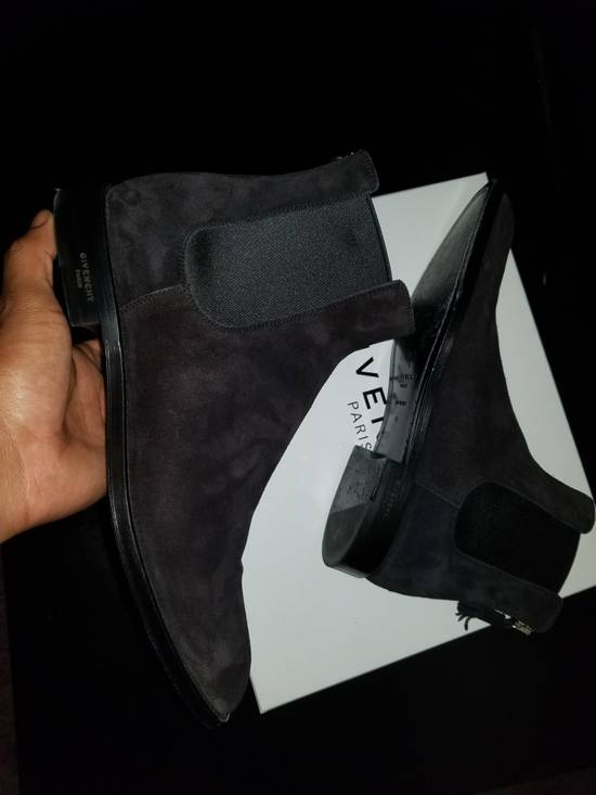 Givenchy Givenchy Suede Rider Chelsea Zip Boot Size US 10 / EU 43 - 7