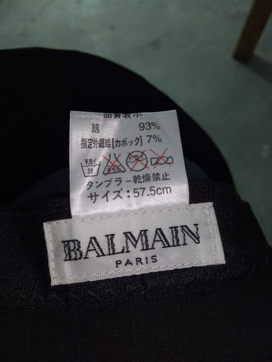 Balmain Balmain Paris Bucket Hats Medium Size ONE SIZE - 2