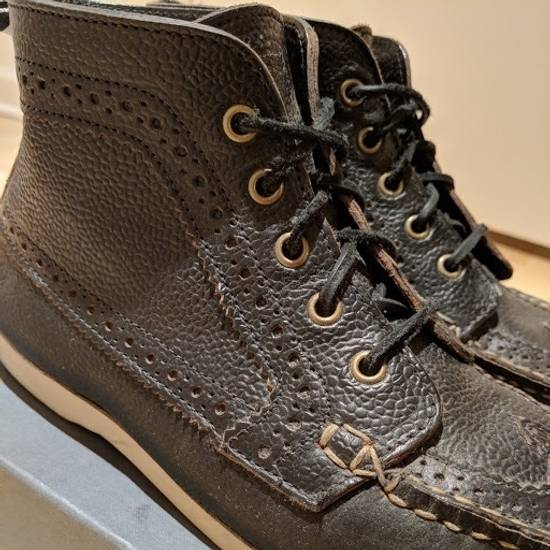 Thom Browne Wingtip Deck Boot Size US 9 / EU 42 - 2