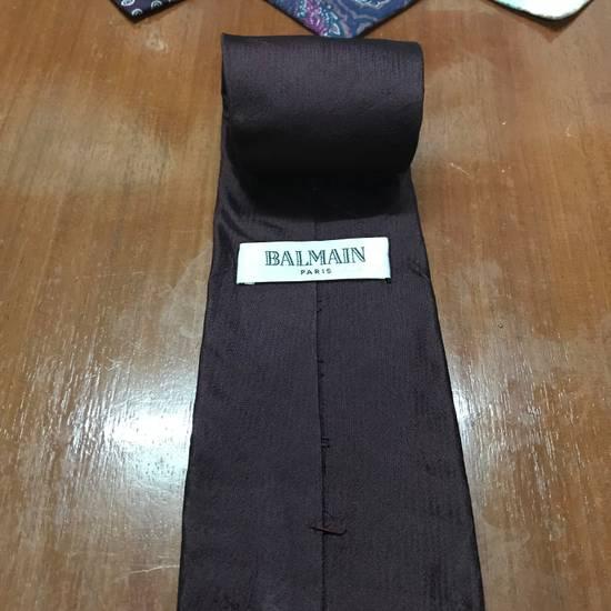 Balmain Bundle item - 9 in 1 Luxury Designer Tie Size ONE SIZE - 6