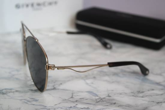 Givenchy NEW Givenchy 7049/S Oversized Double Bridge Aviator Sunglasses Size ONE SIZE - 10