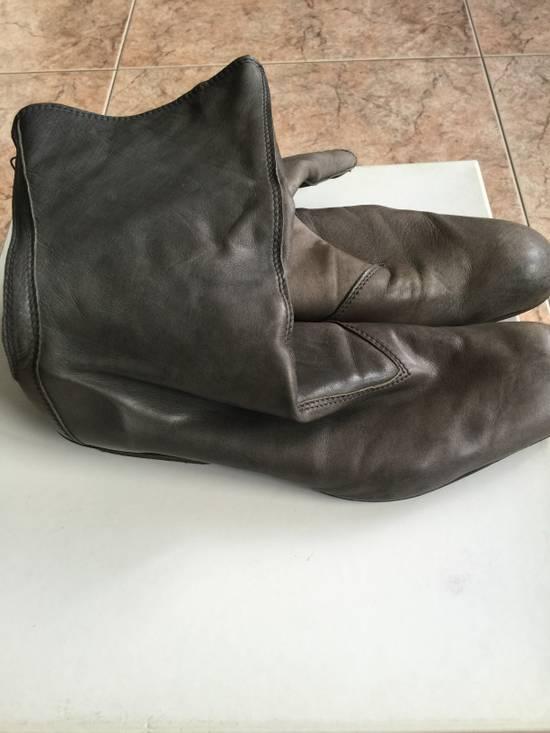 Julius AW10 grey slim boots Size US 10 / EU 43 - 6