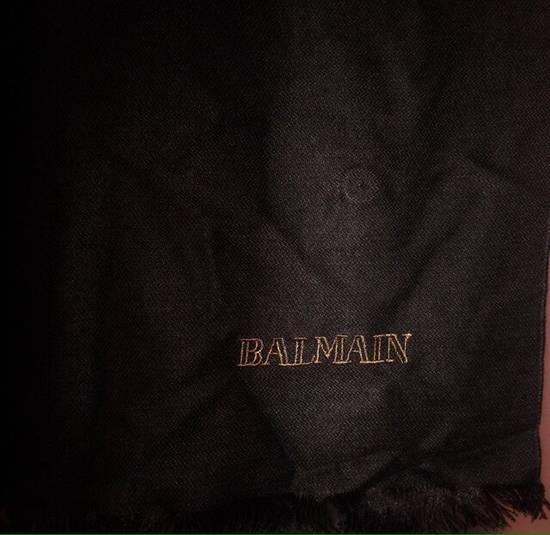 Balmain Balmain Scarf Size ONE SIZE - 4