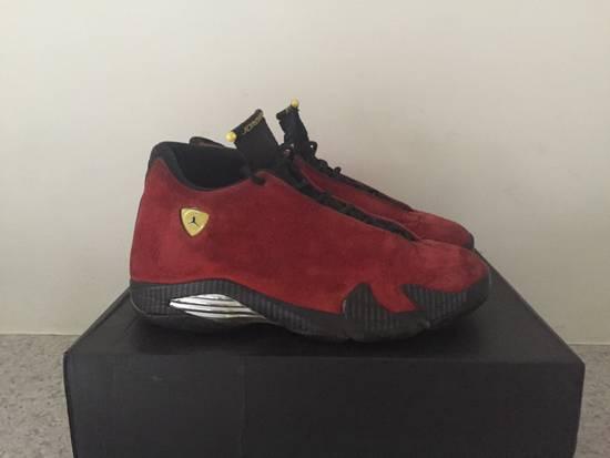 promo code c38a7 e3fc8 Jordan Brand Nike Air Jordan 14 Red Ferrari Authentic Size ...