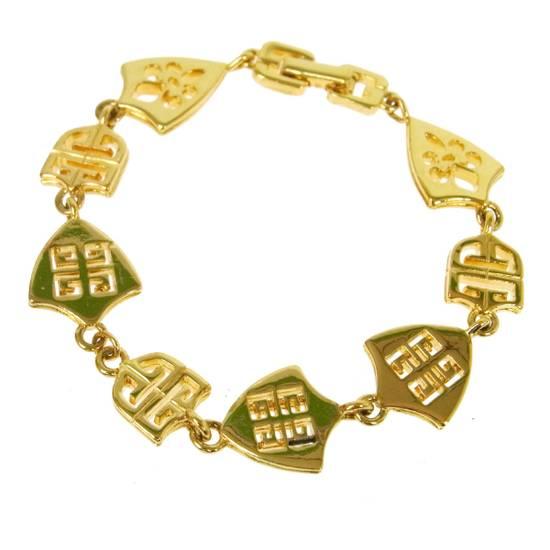 Givenchy Givenchy Gold Bracelet Size ONE SIZE