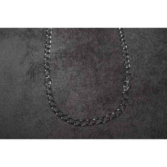 Givenchy Heavy Silver Givenchy Necklace Size ONE SIZE - 2