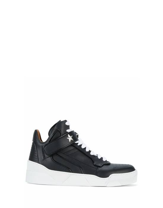 Givenchy Givenchy Tyson Star Embelisshed Hi Sneakers - Black (Size - 45) Size US 12 / EU 45