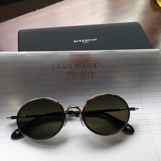Givenchy Givenchy GV 7052-S Sunglasses Size ONE SIZE - 1