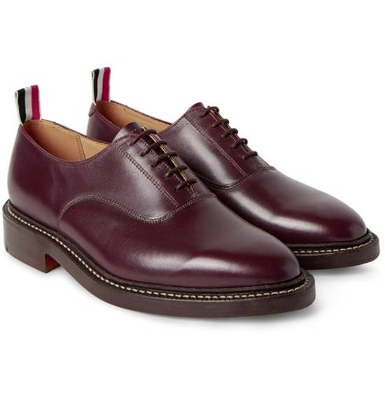 Thom Browne Oxford Leather Shoe $1150 Size US 10 / EU 43 - 2