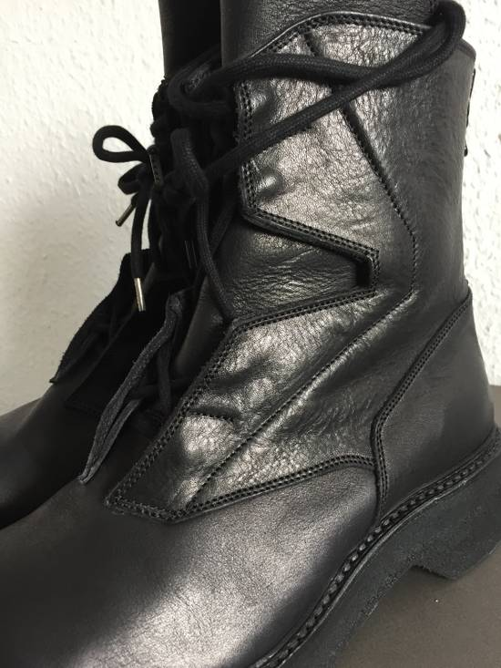 Julius AW16 Void Military Combat Crepe Boots Size US 10 / EU 43 - 7