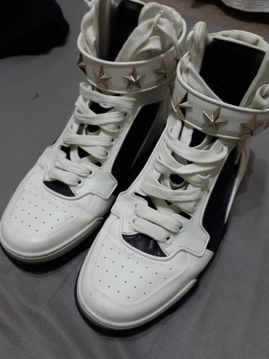 Givenchy Givenchy Tyson Star High-Top Sneaker Size US 10 / EU 43