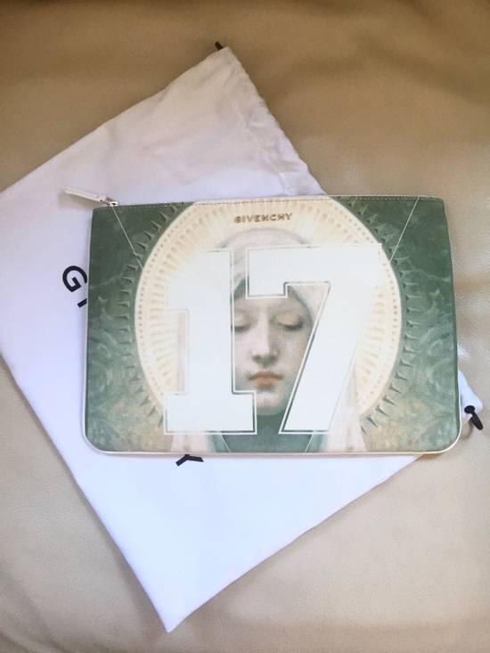 Givenchy Saint 17 Big Zipped Pouch Size ONE SIZE