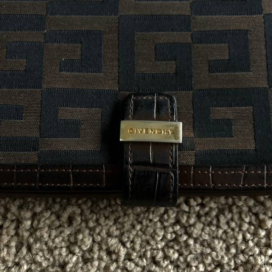 Givenchy Canvas Wallet Size ONE SIZE - 4