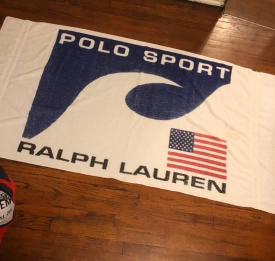 Ralph Lauren Mens Beach Towel: Polo Ralph Lauren Vintage Polo Sport Beach Towel