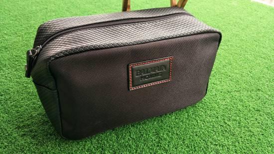Balmain Authentic New balmain paris pouch Size ONE SIZE