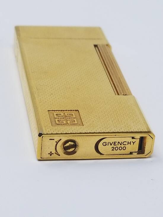 Givenchy Gold plated lighter Size ONE SIZE - 4