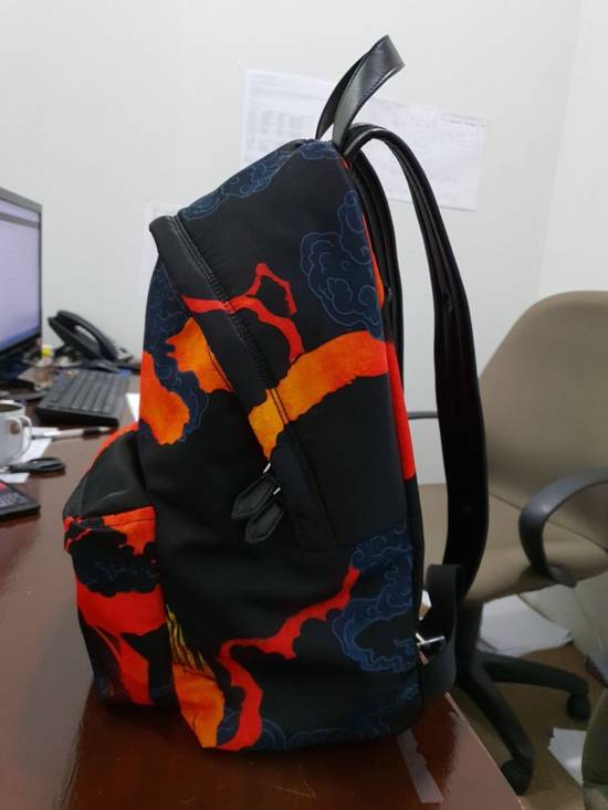 Givenchy Hell Fire Iconic Print Backpack Size ONE SIZE - 4