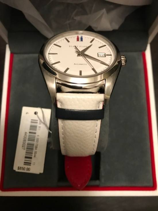Thom Browne White Wrist Watch RARE NEW Size ONE SIZE - 6