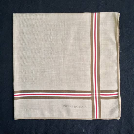 Balmain Set 3 Handkerchief Pockersquare Size ONE SIZE - 4