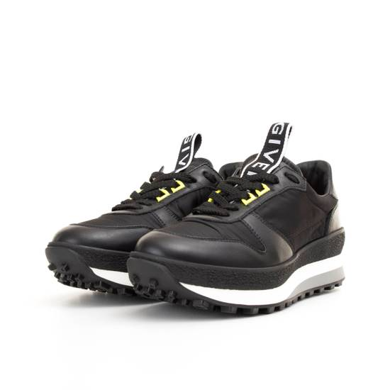 Givenchy Black TR3 Runner Sneakers Size US 6.5 / EU 39-40 - 6