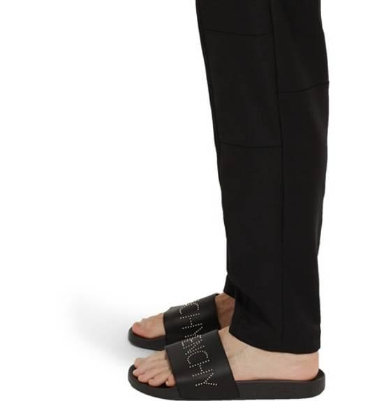 Givenchy studded leather slides black sandals Size US 11 / EU 44 - 3