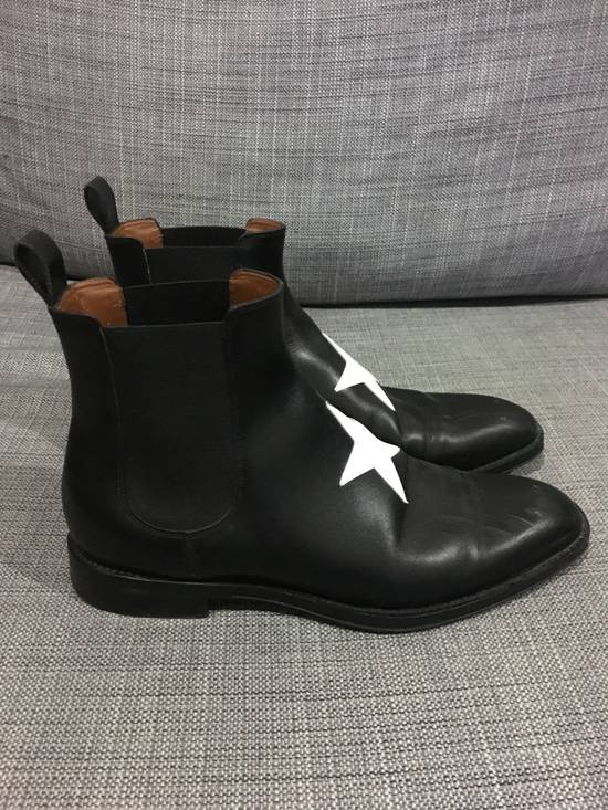 Givenchy Star Chelsea Boots Size US 7 / EU 40 - 4