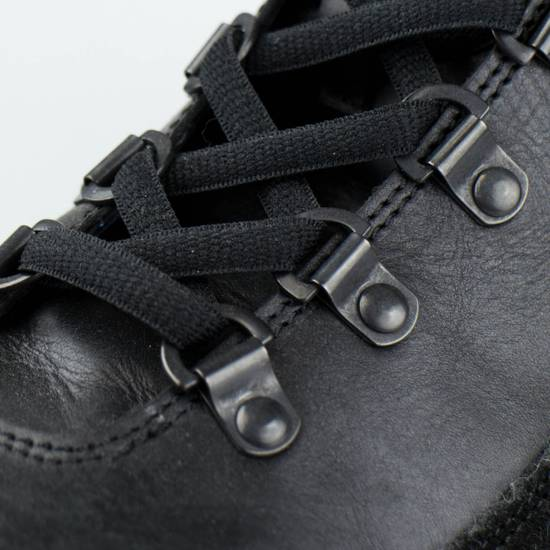 Julius 7 Black Cow Nubuck Leather Ankle Boots Shoes Size US 10 / EU 43 - 6