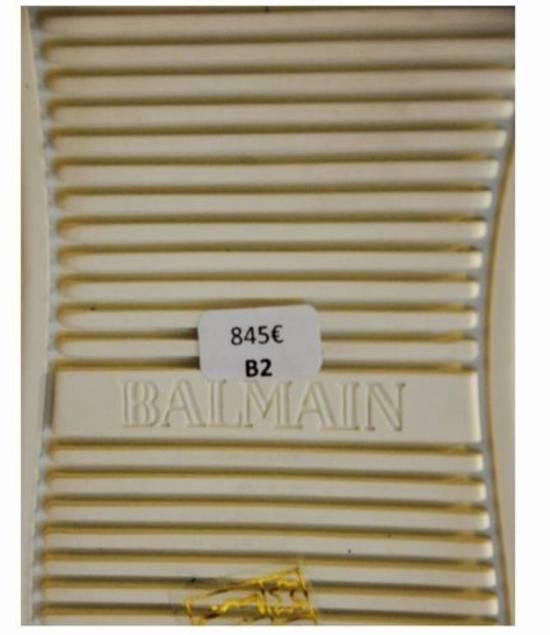 Balmain BALMAIN RED Size US 7 / EU 40 - 3