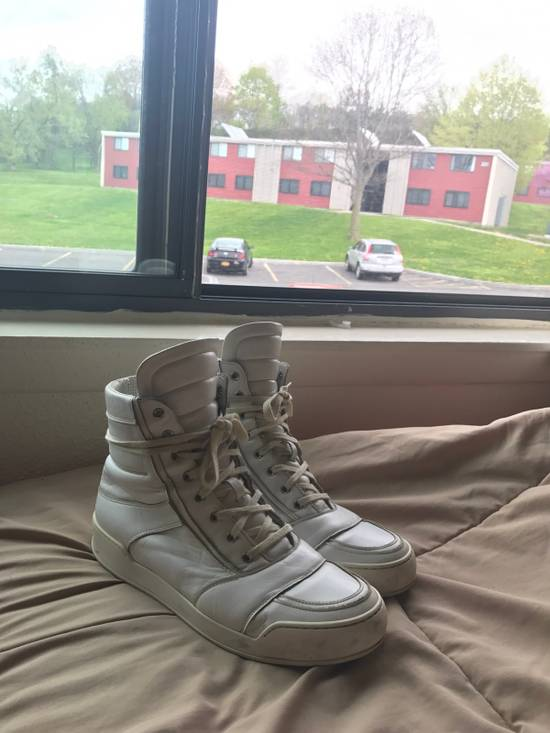 Balmain Mainline High-Tops Size US 11 / EU 44 - 1