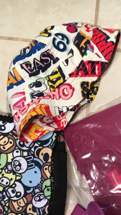 d53a2f4e907 Supreme Supreme X Hysteric Glamour Text bell hat Size one size ...