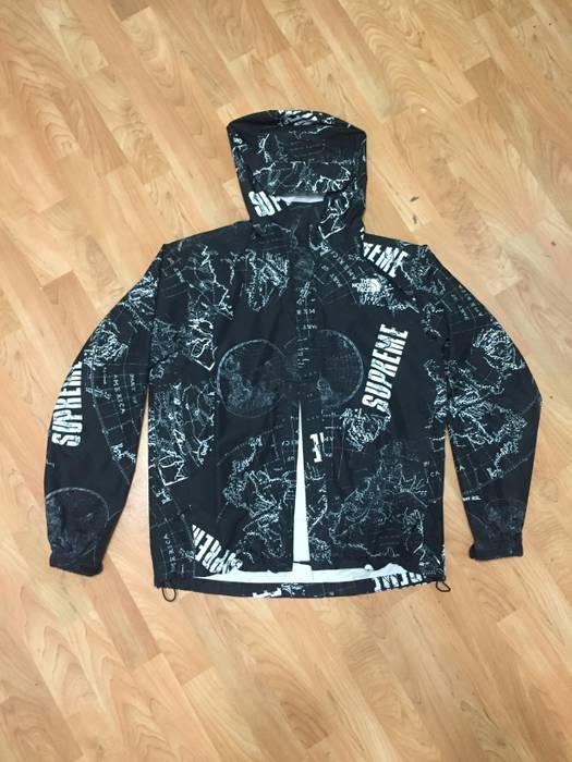 Supreme Supreme X The North Face Venture Jacket Size M Light