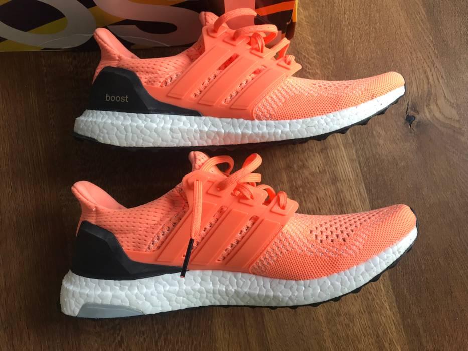 finest selection ef688 2c641 Adidas. Adidas W Ultra Boost B34053 US10.5 Rare Flash Orange ...