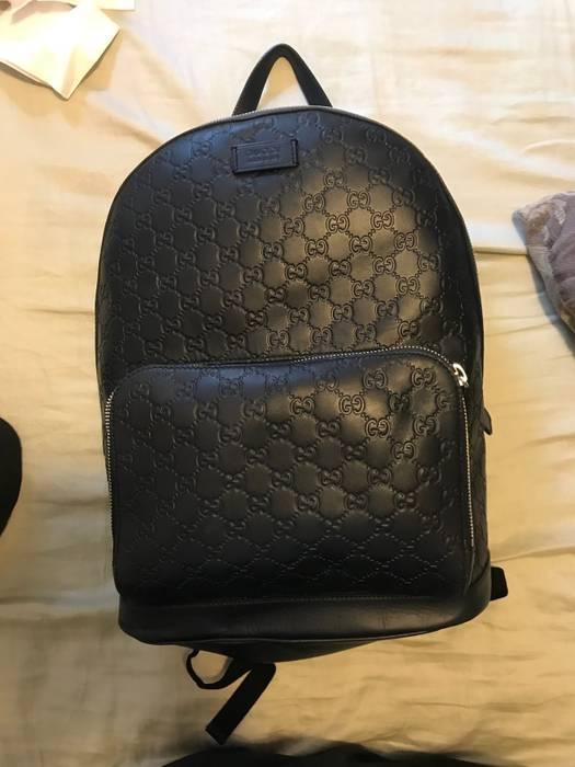 Gucci Gucci Bookbag Size one size - Bags   Luggage for Sale - Grailed fa70d319bd