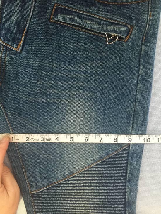 Balmain 2012 Biker Jeans Size US 30 / EU 46 - 4