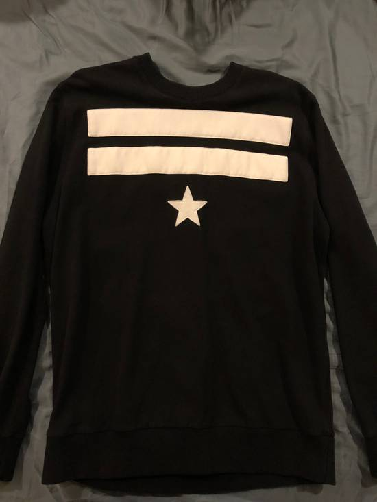 Givenchy Stars and Stripes Sweatshirt Size US XS / EU 42 / 0 - 1