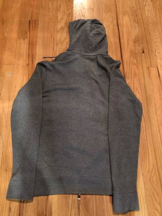Balmain Balmain Sweatshirt Light Grey Zip Up Size US L / EU 52-54 / 3 - 6