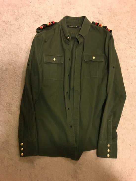 Balmain Balmain X H&M Military Style Long Sleeves Size US M / EU 48-50 / 2