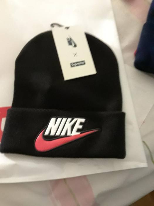 Supreme Supreme Nike Beanie Black Size one size - Supreme for Sale ... 01bc194ab3c2
