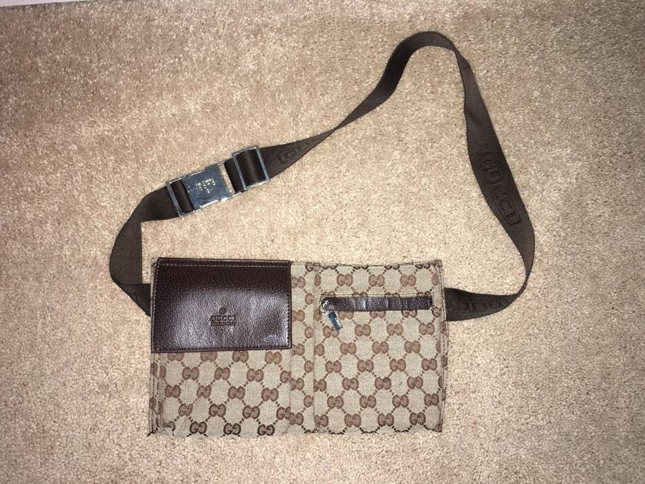6b180bf71e6 Gucci Waist Bag Size one size - Bags   Luggage for Sale - Grailed