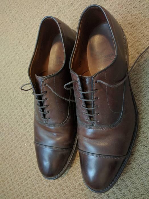 cb29fd2a0479ed Allen Edmonds Park Avenue Brown Size 11.5 - Formal Shoes for Sale ...