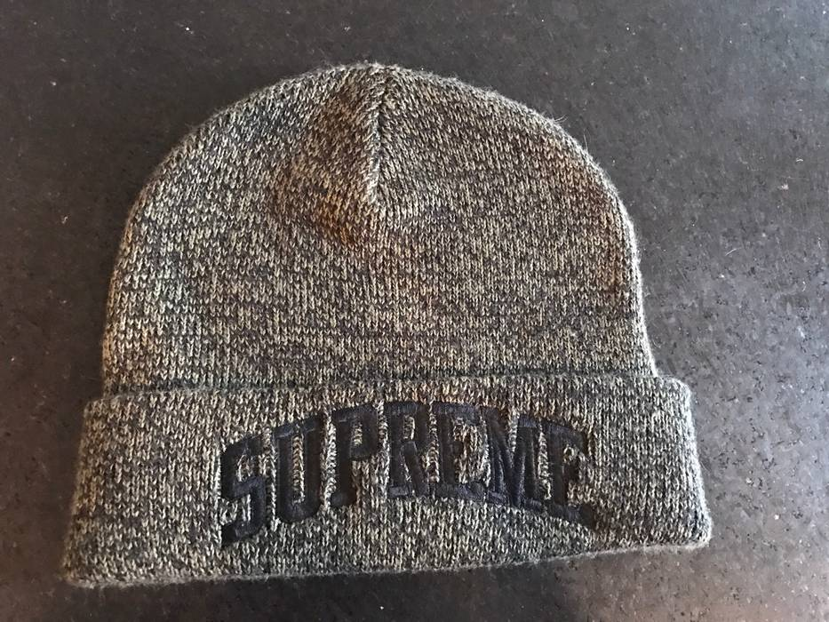 5c4f116aa1e73 Supreme Supreme Melange Beanie Size one size - Hats for Sale - Grailed