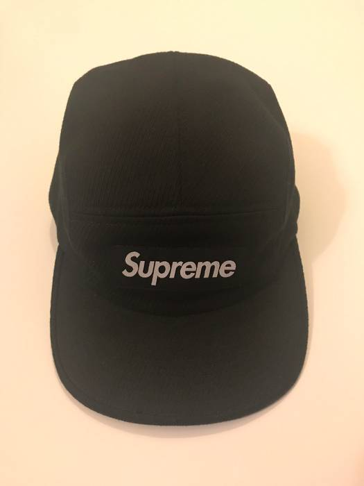 9b9405a0104 Supreme Cavalry Twill Camp Cap Size one size - Hats for Sale - Grailed