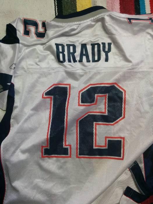 Reebok Tom Brady New England Patriots jersey xl Size US XL   EU 56   4 ab20b0470