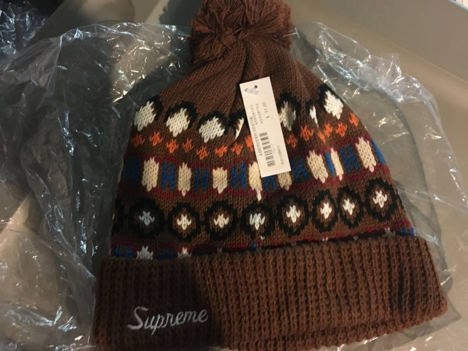 Supreme Supreme Aberdeen Beanie FW13 Size one size - Hats for Sale ... ac1921838