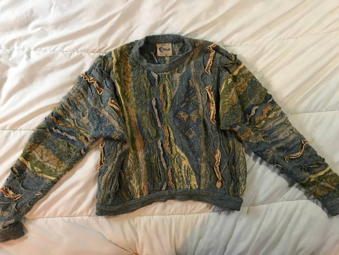 Coogi Vintage Coogi Sweater Size Us S Eu