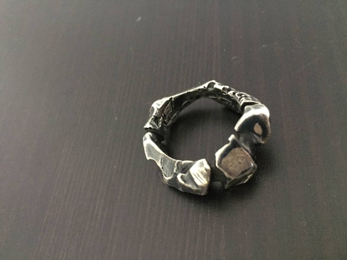 Number (N)ine x Jam Homemade Ring Size one size - Jewelry ...