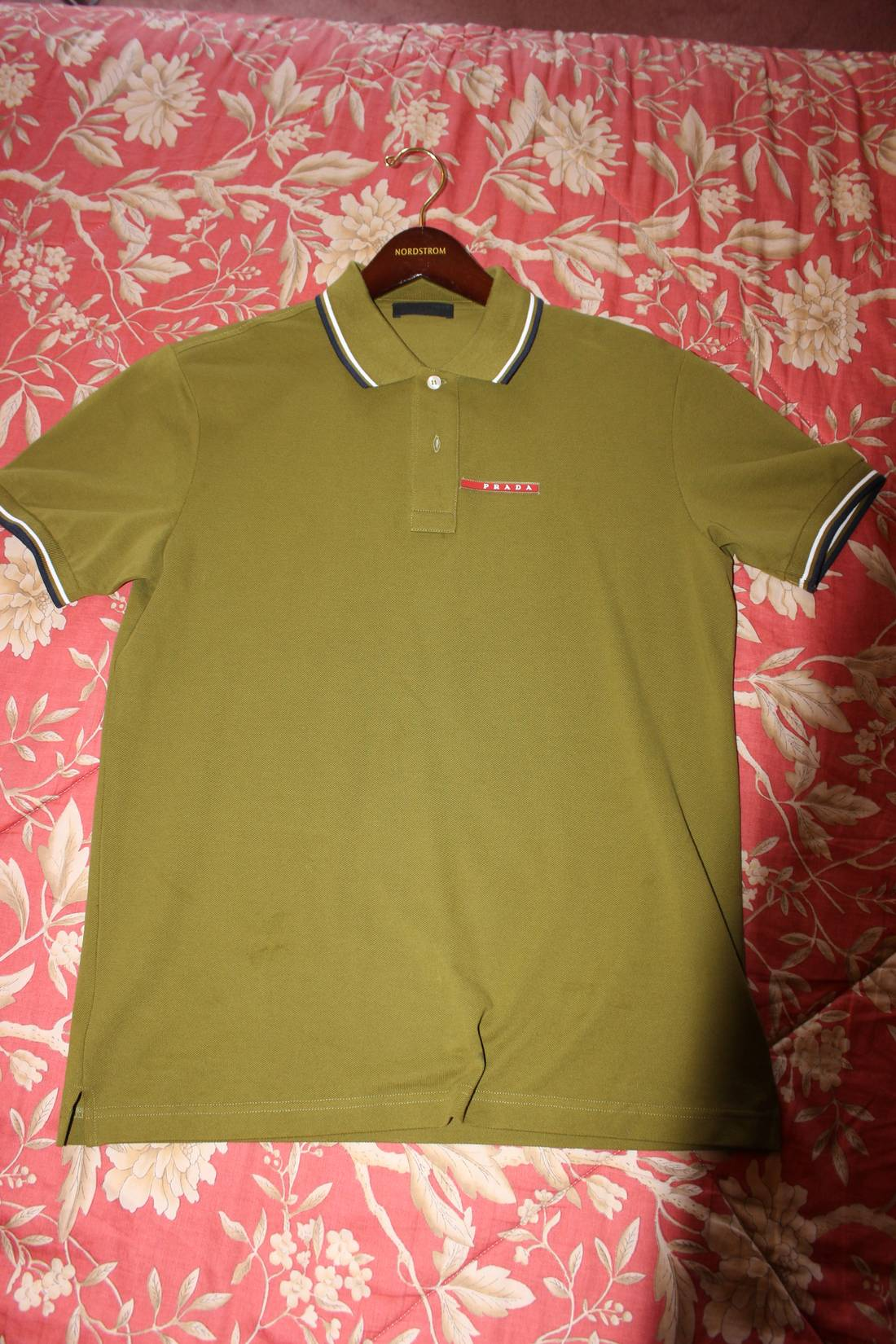 f536c444 Prada Polo Shirt Sizing