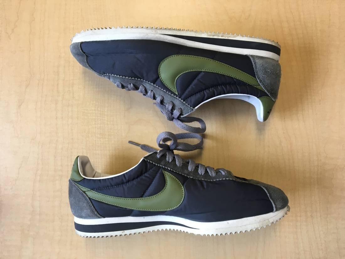 new style 597bb 1ebeb Nike J. Crew x Nike Cortez Size US 10.5 EU 43-44 . ...